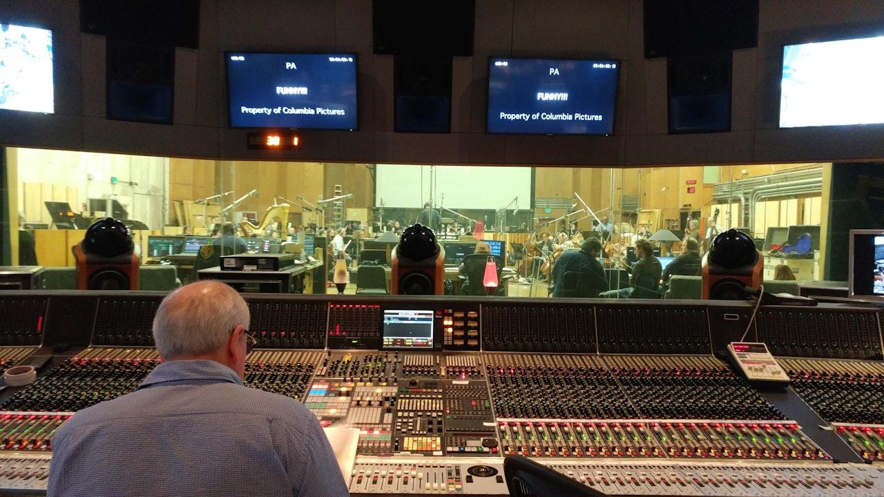 FOX American Pickle Recording