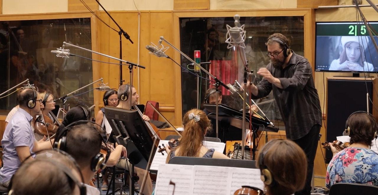 Recording Session Pic 1
