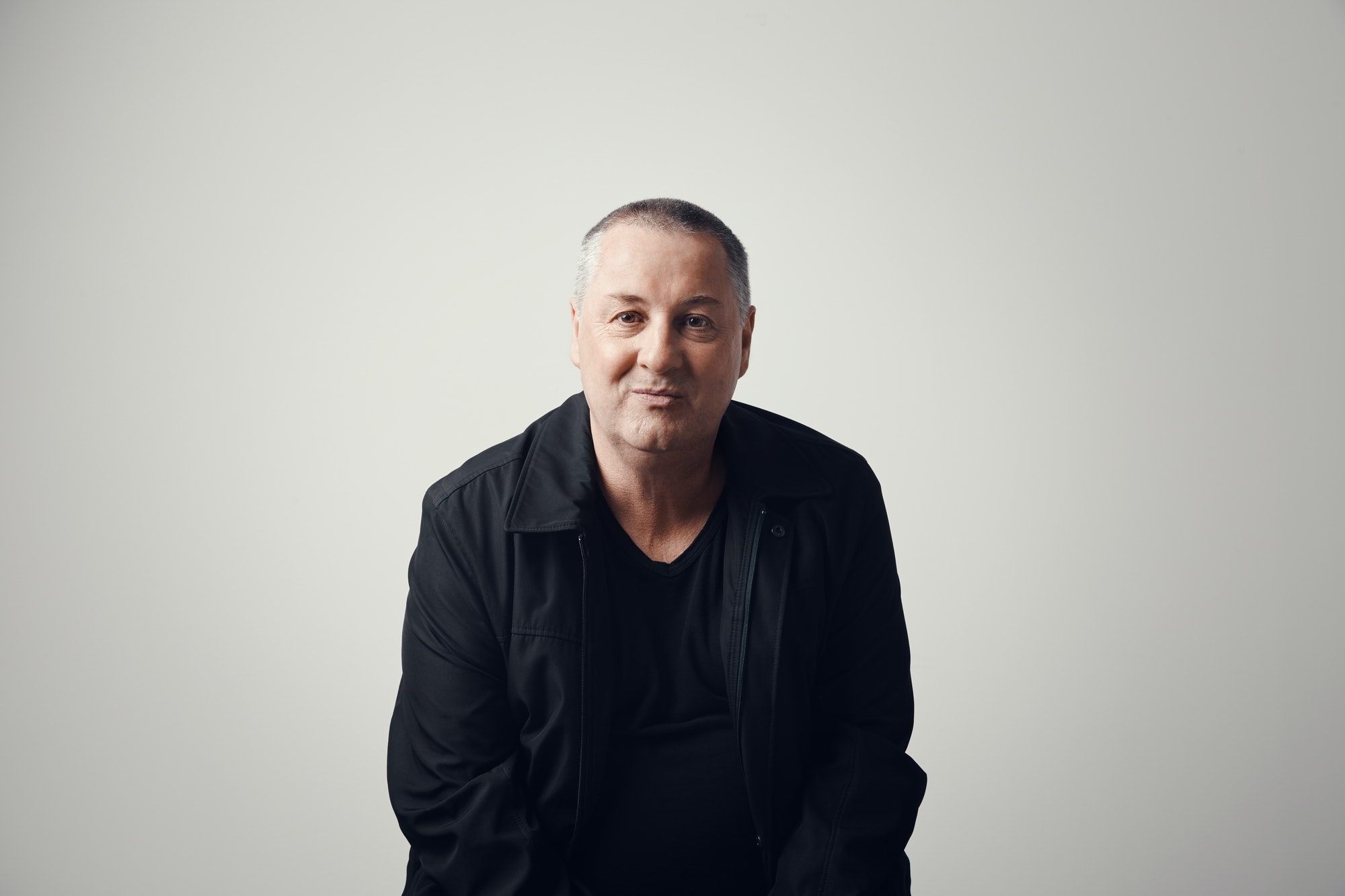 Composer John Murphy Portrait 0255
