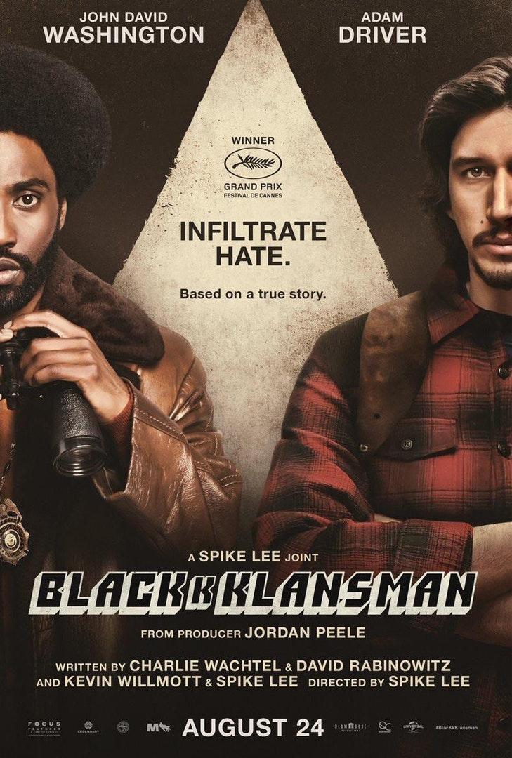 Blackkklansman Edit